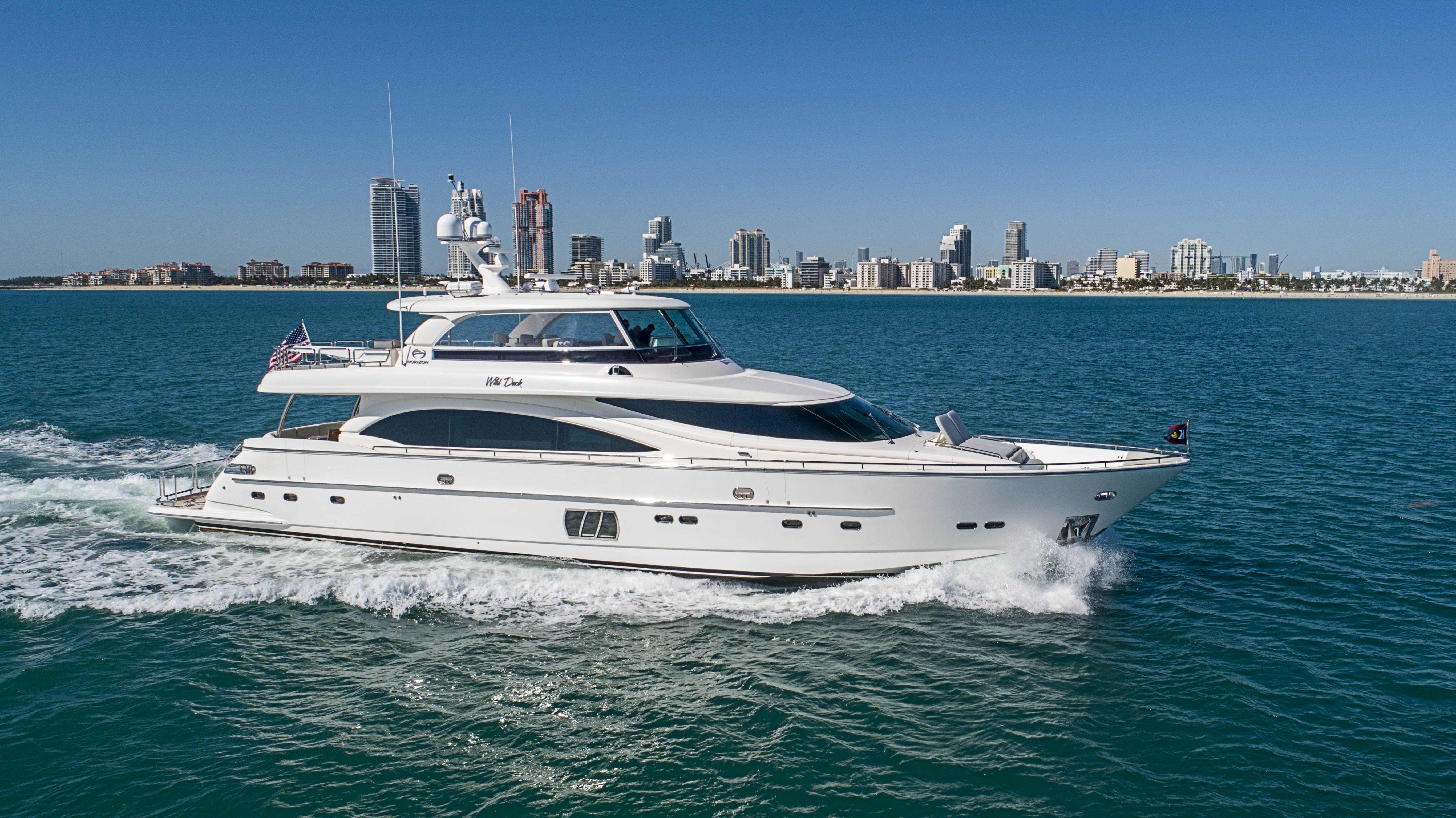 WILD DUCK specs with detailed specification and builder summary