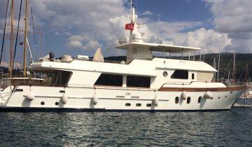 KUYIS yacht