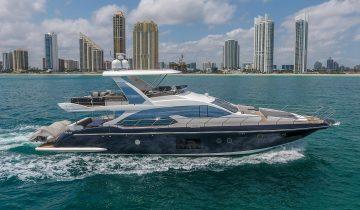 OHANA 2 yacht