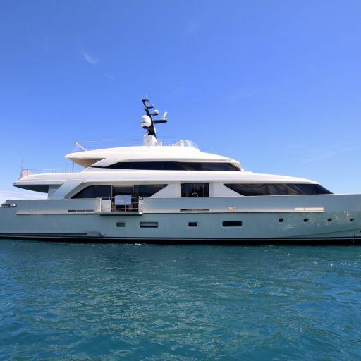AVENTUS yacht