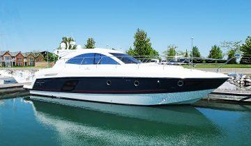 WATER DAMAGE yacht