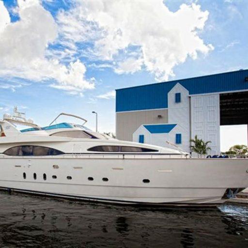 DANIELA yacht