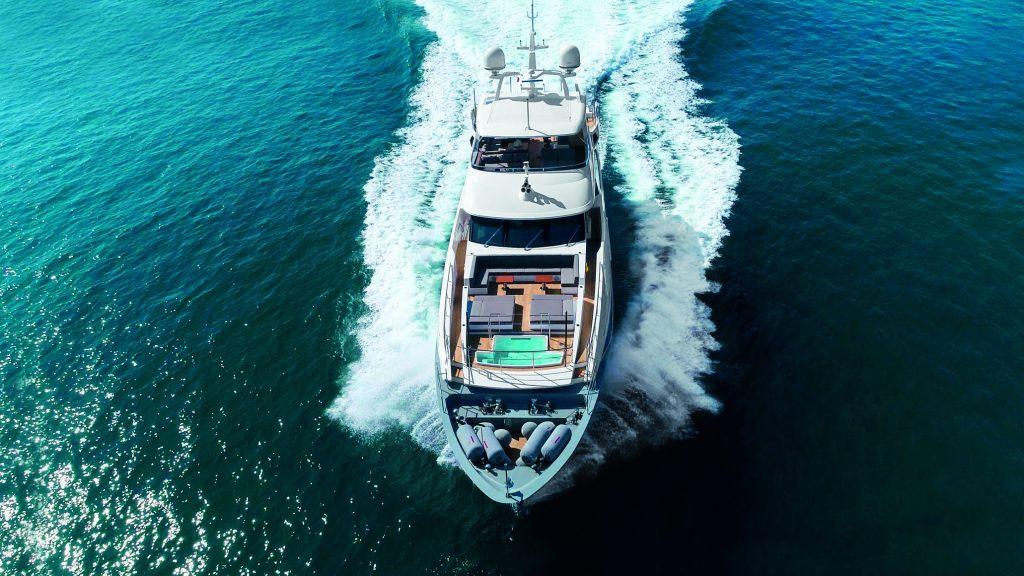 LEJOS 3 yacht