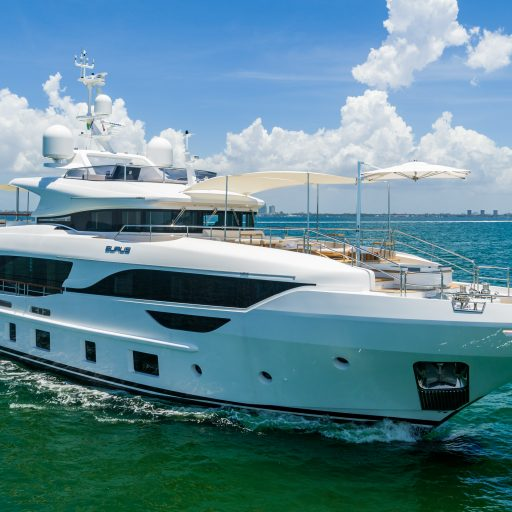 EURUS yacht