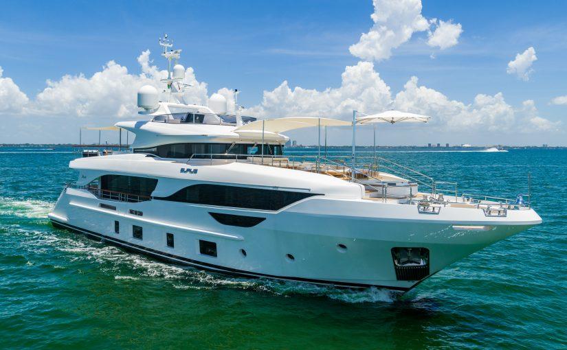 EURUS yacht For Sale