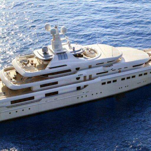 KIBO yacht