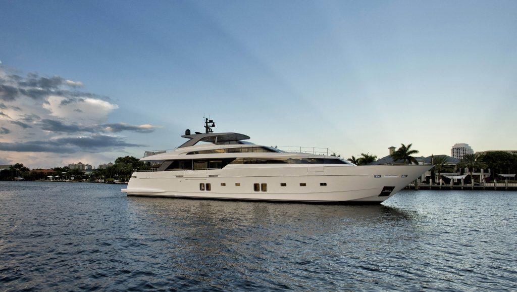 Sanlorenzo SL118 #628 yacht Brochure