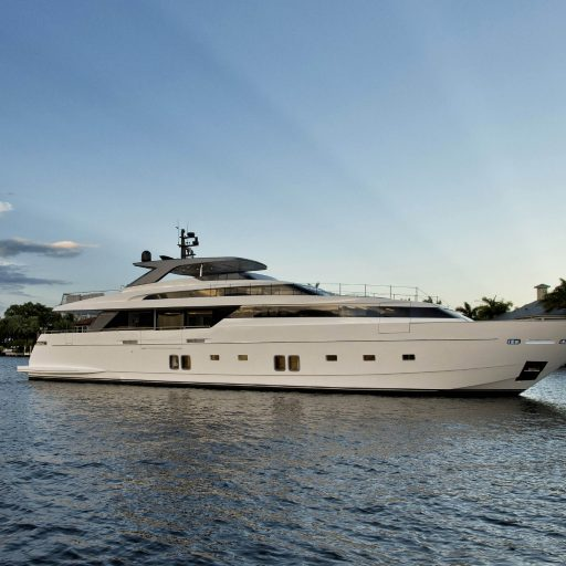 Sanlorenzo SL118 #628 specs with detailed specification and builder summary
