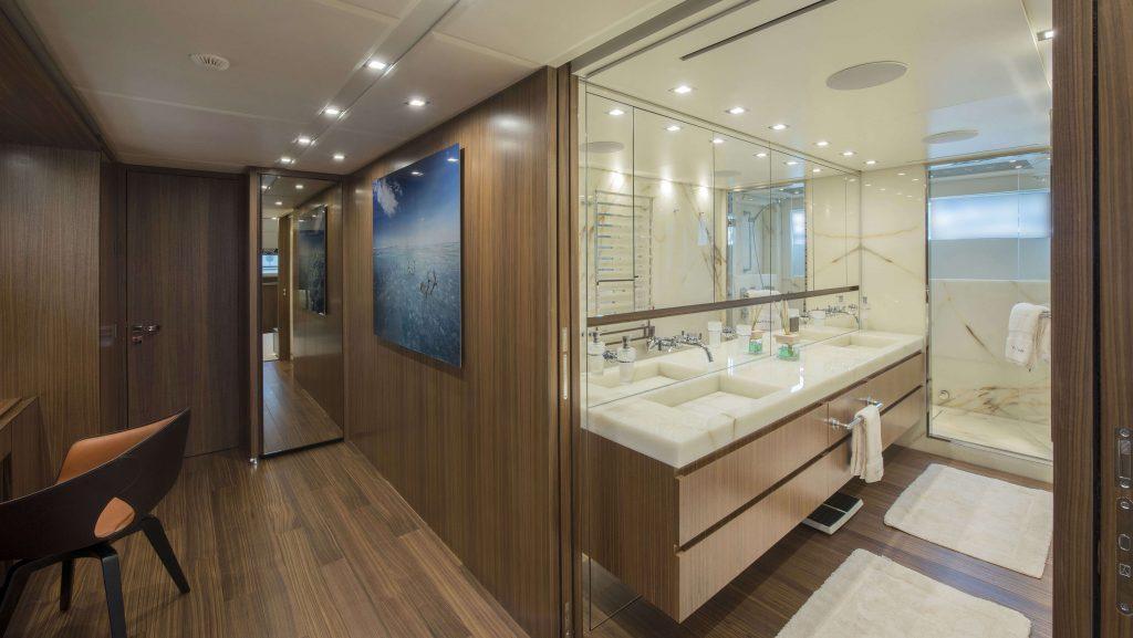 Sanlorenzo SL118 #628 yacht