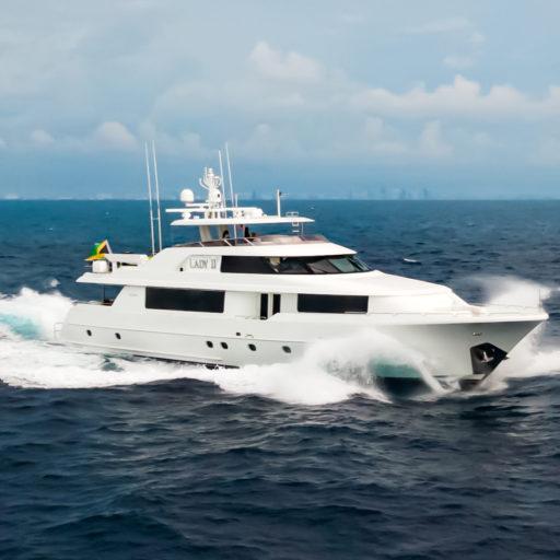 LADY JJ yacht