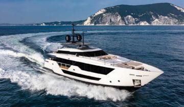 FERRETTI CUSTOM LINE HULL #03 yacht For Sale