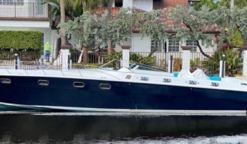 C-WEED II yacht