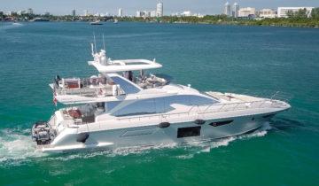 BARBATVIA yacht