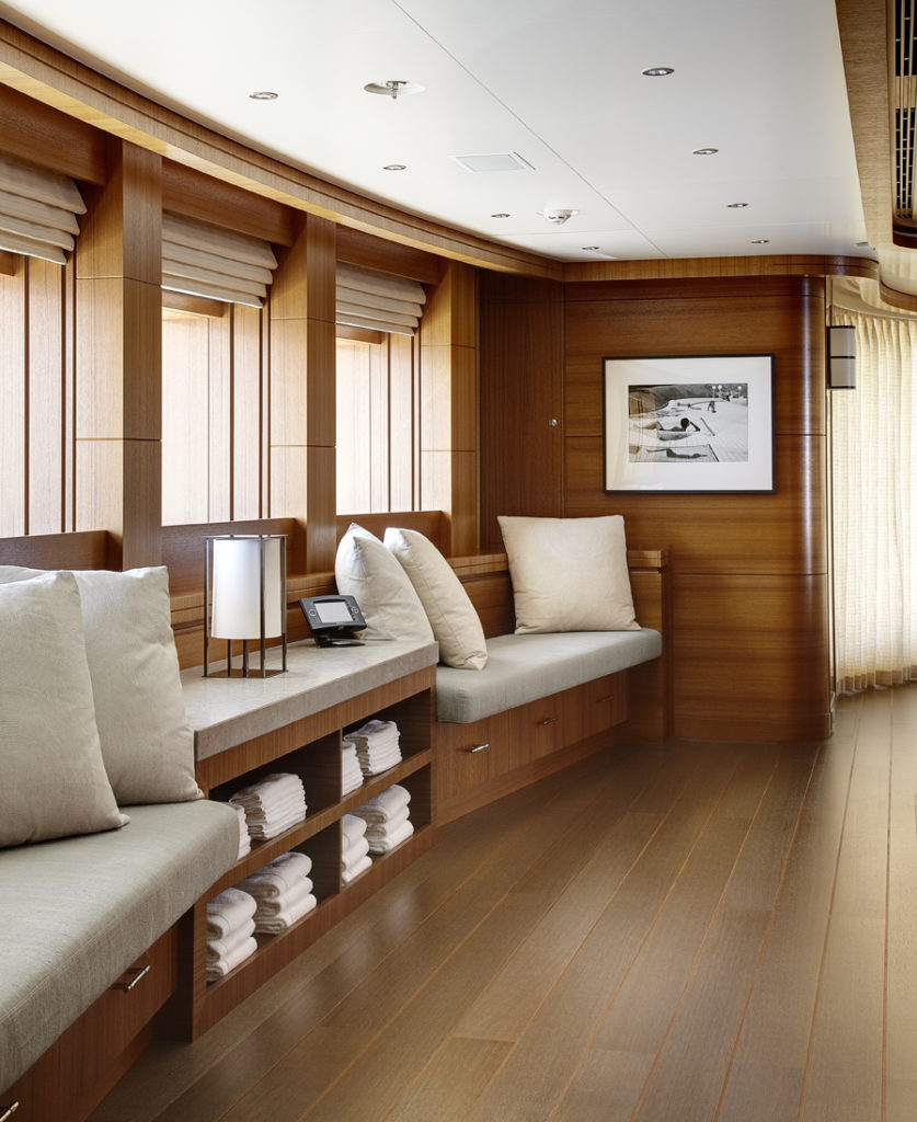 SEVEN SEAS yacht