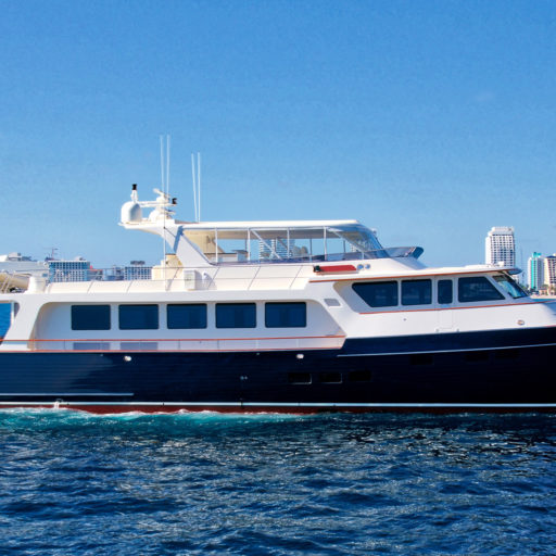 ONE LIFE yacht