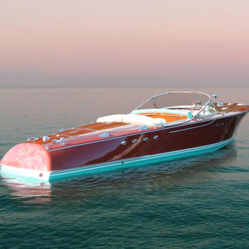 BERKELEY SQUARE yacht