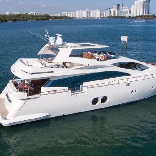 BLUOCEAN yacht