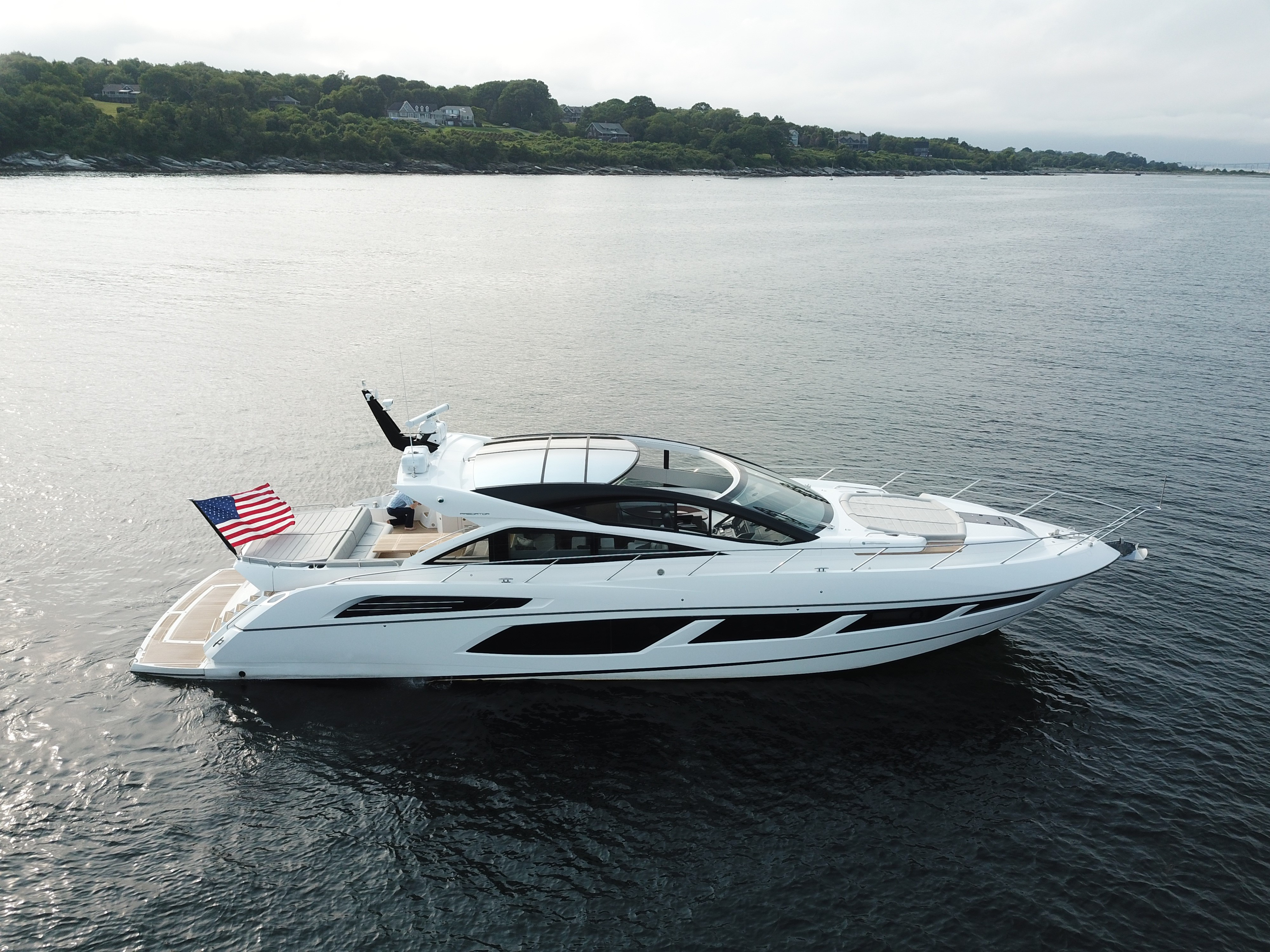 SUMMERWIND specs with detailed specification and builder summary