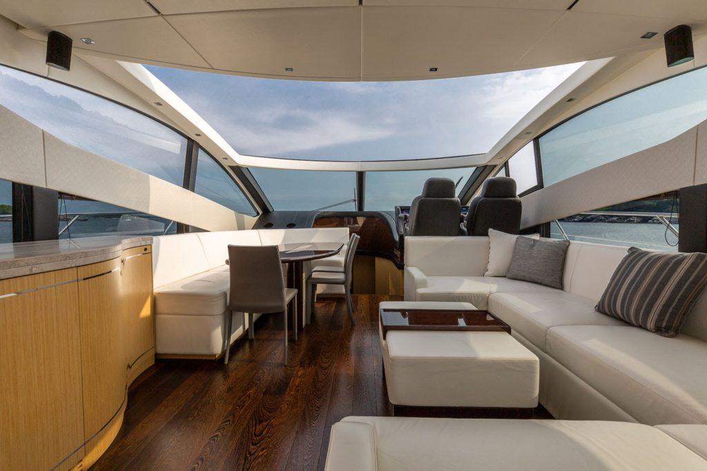 SUMMERWIND yacht