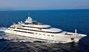 O'MEGA yacht For Sale