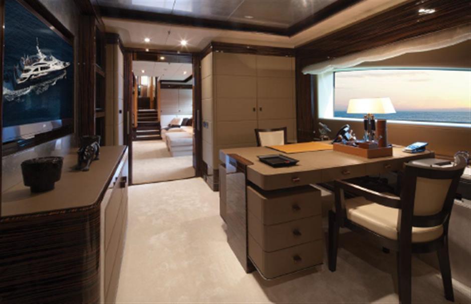 SWAN yacht