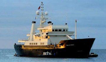 BLEU DE NIMES yacht Price