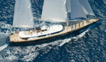 SY BURRASCA yacht Price