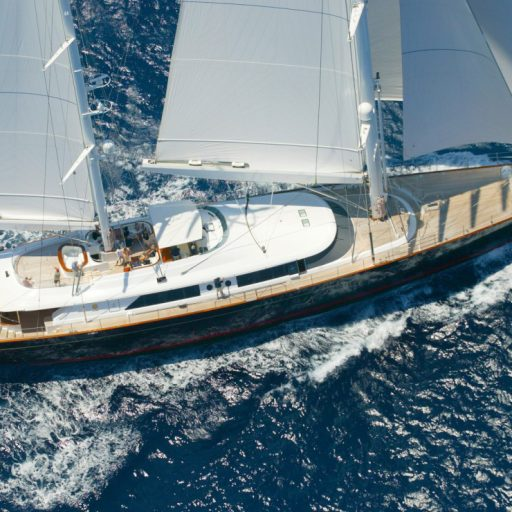 SY BURRASCA yacht Video