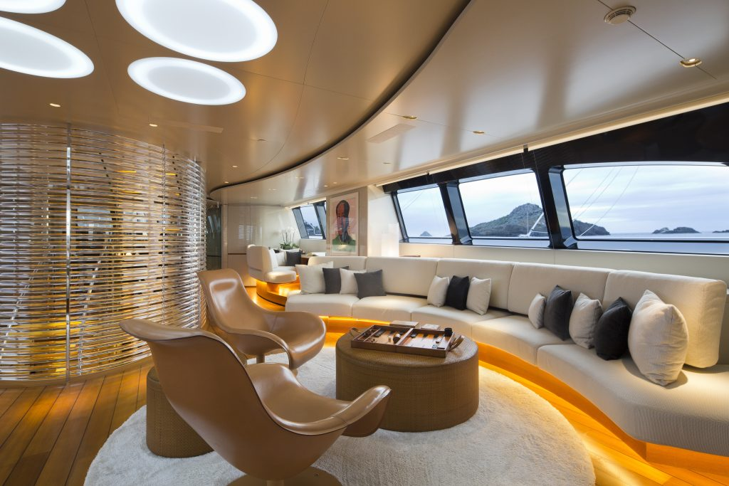 PANTHALASSA yacht