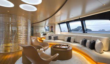 PANTHALASSA yacht Price
