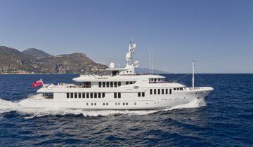 KINTA yacht