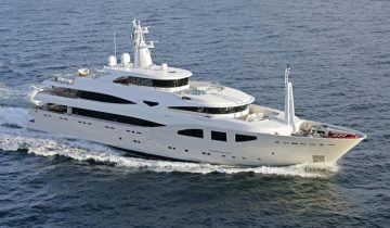 Maraya yacht Price