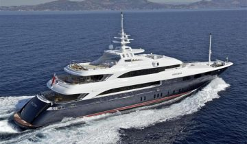 O'NEIRO yacht