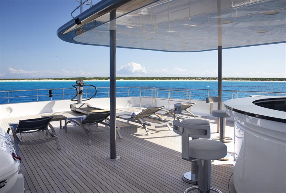 ALDABRA yacht
