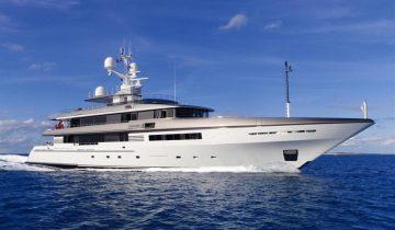ALDABRA yacht Price