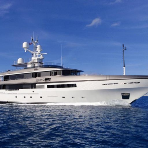ALDABRA yacht Video