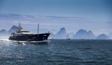 Northern Sun yacht Price