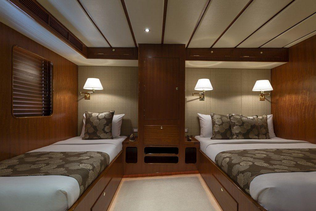 Northern Sun yacht