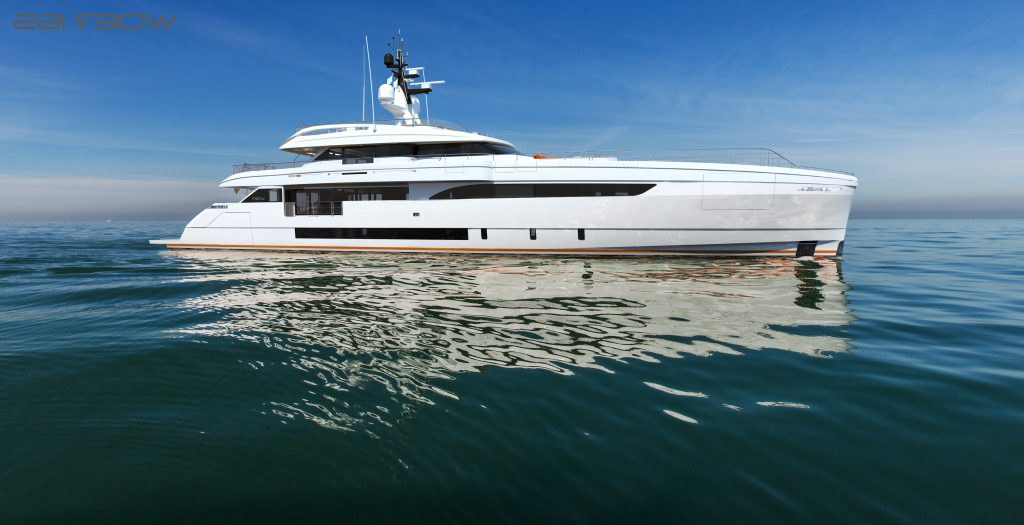 Wider 165 yacht Brochure