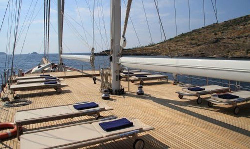HAZAR YILDIZI yacht