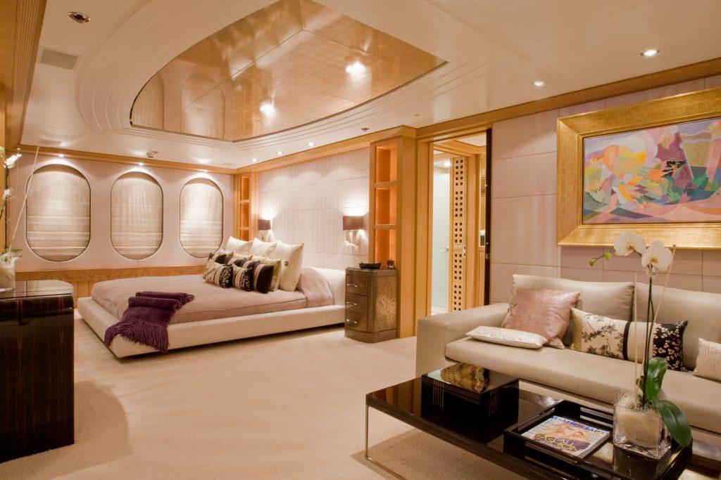 Malibu yacht