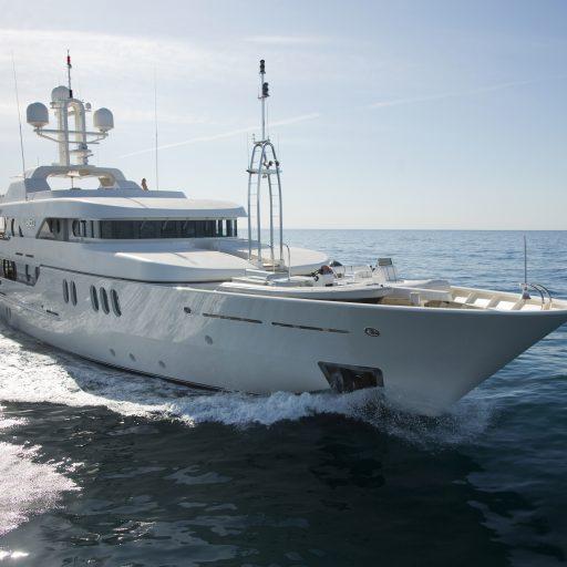 Malibu yacht sale interior tour