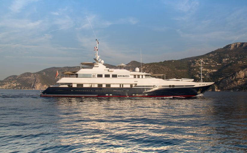 DOUBLE TROUBLE yacht For Sale