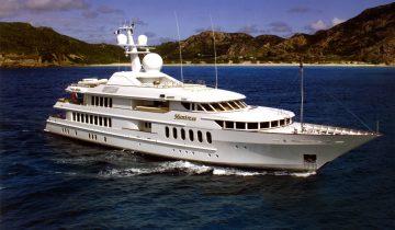 HUNTRESS II yacht Price