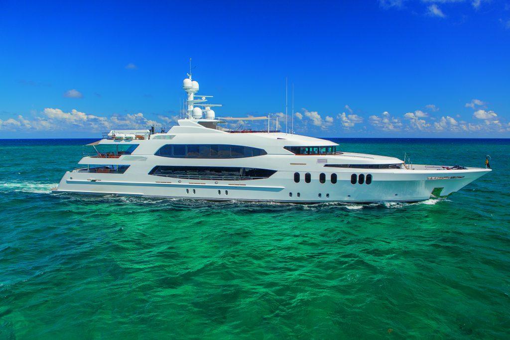 Skyfall yacht Brochure