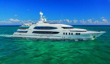 Skyfall yacht Price