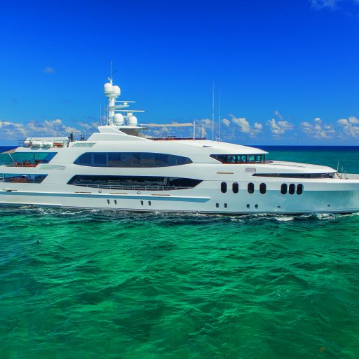Skyfall yacht Video