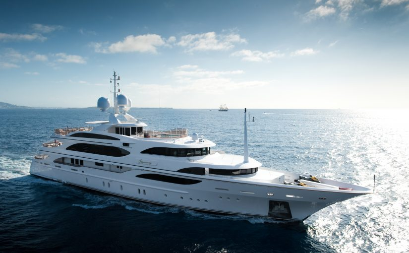 IMAN yacht For Sale