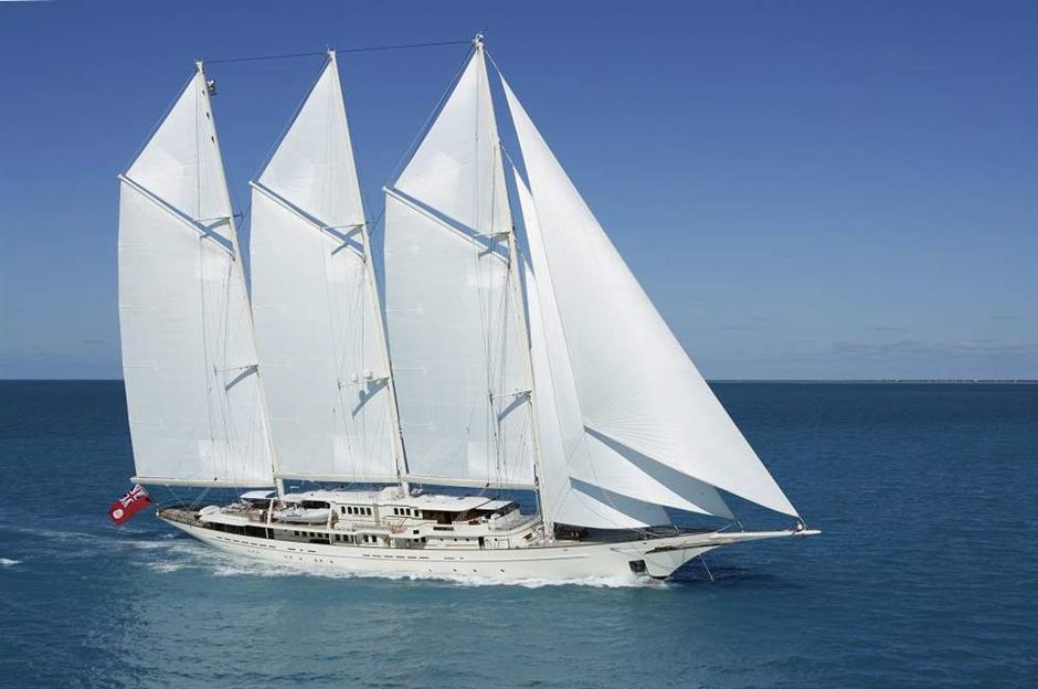 ATHENA yacht