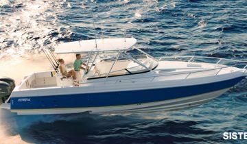 35′ Intrepid Walkaround yacht Price